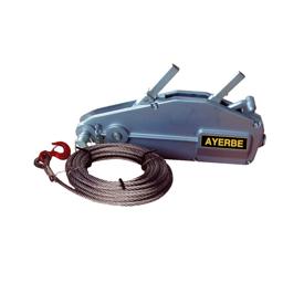 Imagen de Traccioner aluminio 800 Kg Ayerbe AY-TRAC 0.8