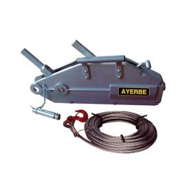 Imagen de Traccioner aluminio 1600 Kg Ayerbe AY-TRAC 1.6