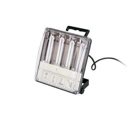 Imagen de Lampara portatil luz fría 36 W Karpatools