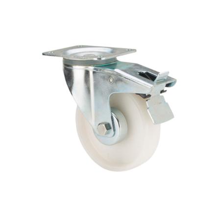 Imagen de Rueda giratoria poliamix Alex TW0056 200 mm 280 kg