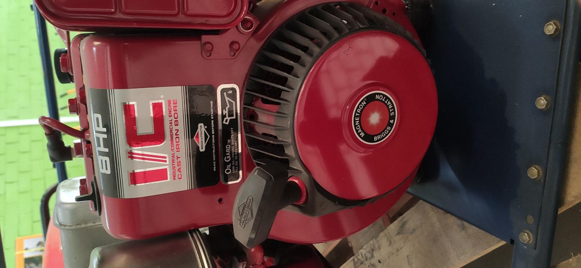 Imagen de Generador 8 HP 4KVA SDmo CR-4000 Pro